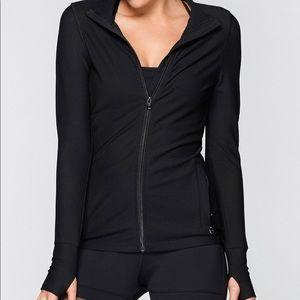 Lorna Jane Tribeca Excel Zip Through Jacket, sz S